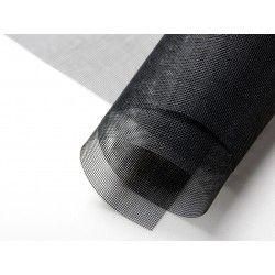 Siatka moskitiery - czarna 100 cm