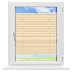 Roleta plisowana z tkaniną LYON
